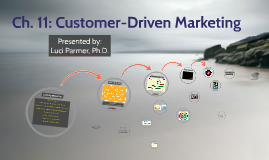 Ch. 11: Customer-Driven Marketing
