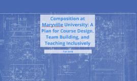 Composition Program Revision