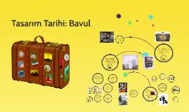 Tasarım Tarihi: Bavul