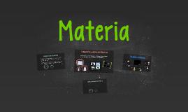 Materia 8º