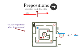 Week 3 Lesson - Prepositions