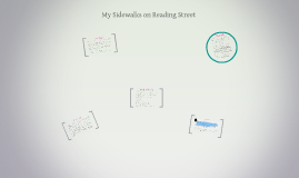 Copy of My Sidewalks on Reading Street