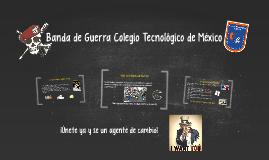 Banda de Guerra Colegio Tecnológico de México