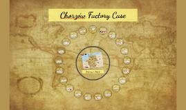 Copy of Chorzow Factory Case