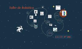 Copy of Curso de Robótica