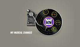 My musical changes