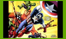 Kenmore's Super Heroes!