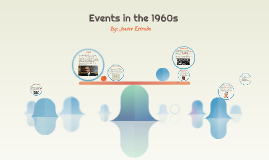 Events in the 1960s