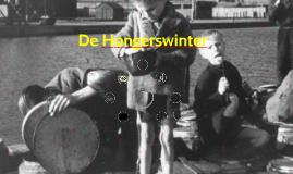 Copy of De HongersWinter