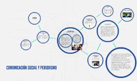 Copy of COMUNICACIÓN SOCIAL Y PERIODISMO