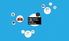 Exploring the Digital Frontier through advertising