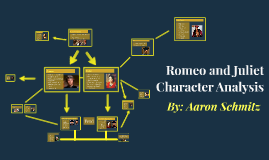 Romeo and Juliet Character Analysis