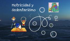 motricidad y sedentarismo