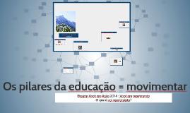 Projeto Você em Ação 2014 : Você em movimeto