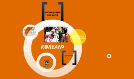 korean's