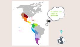 El español: una lengua de diversidad