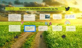 Nutrición Saludable utilizando las Tic