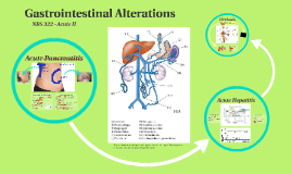Gastrointestinal Alterations