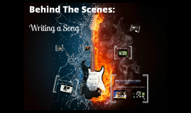 Behind The Scenes - Writing A Rock Song