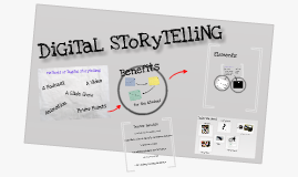 Copy of Digital Storytelling