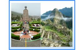 Ruta Ecuador/ Perú