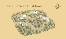 The American Dust bowl