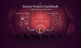 Senior Project Cookbook