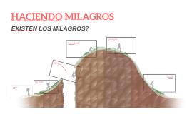 HACIENDO MILAGROS