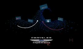Chrysler: El legado de Iacocca