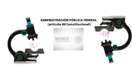 Copy of ADMINISTRACIÓN PÚBLICA FEDERAL