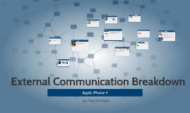 Communcation Breakdown