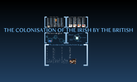 The colonization of Ireland