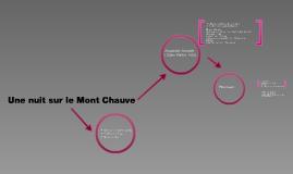 """Alexander Alexeieff - """"Une nuit sur le Mont Chauve"""
