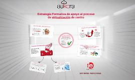 Estrategia Formativa y de servicios de KE