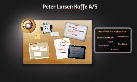 Peter Larsens Kaffe A/S