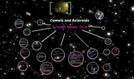 Copy of Comets and Asteroids