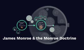 James Monroe & the Monroe Doctrine