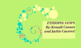 ETHIOPIA 1970'S