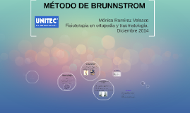 Copy of MÉTODO DE BRUNNSTROM