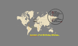 Junnie's 21st Birthday wished compilation