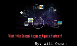 What is the General Nature of Aquatic Systems?