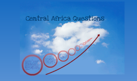 Copy of Central Africa Questions
