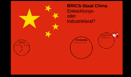 Copy of BRICS-Staat China