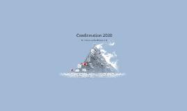 Confirmation 2015