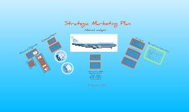 Strategic Marketing Plan KLM: Internal Analysis
