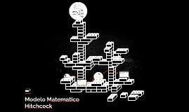 Modelo Matematico Hitchcock