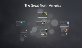 The Great North America