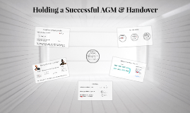(Silver) Holding a Successful AGM & Handover