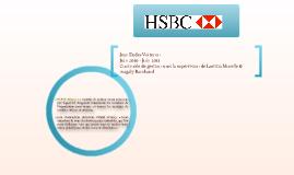 HSBC rapport de stage