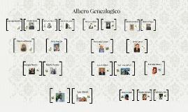 Albero Genealogico-Alexandra Ubbiali 2AG